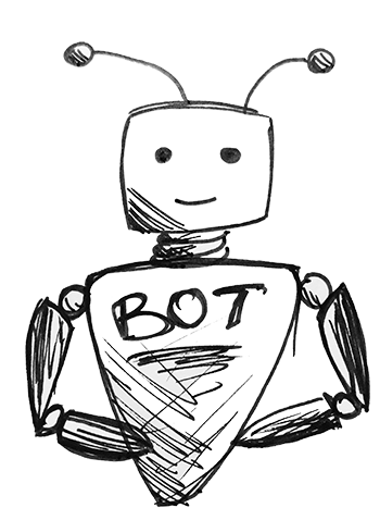 There's that bot, ole walkbot